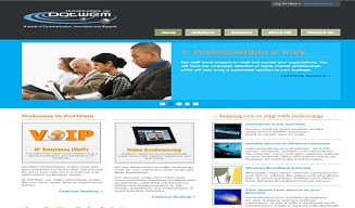 Screen shot of LOW BUDGET Premium Web Design Service created on XcelData Technologies